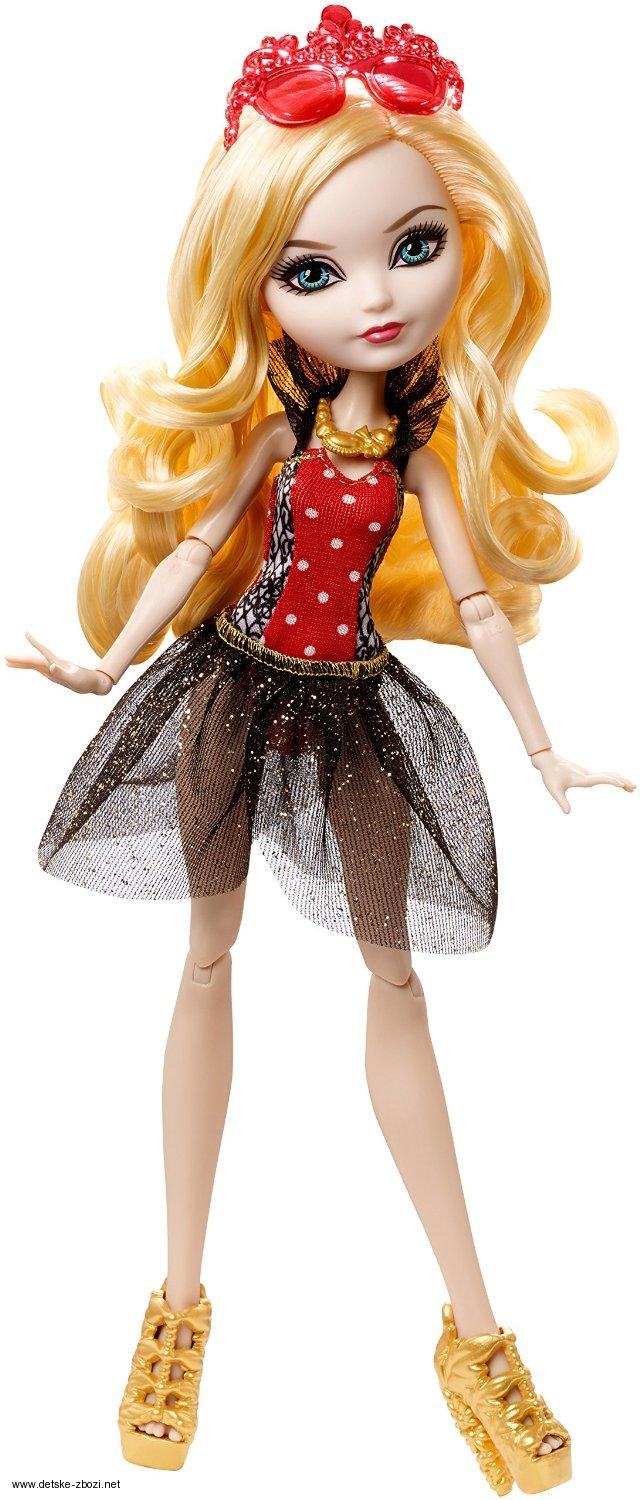 Mattel Ever After High Mirror Beach Apple White panenka 27 cm
