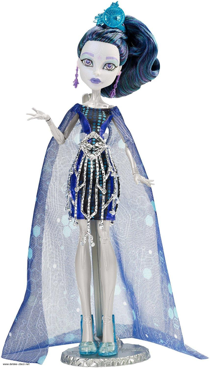 Mattel Monster High Elle Eedee Boo York 2015