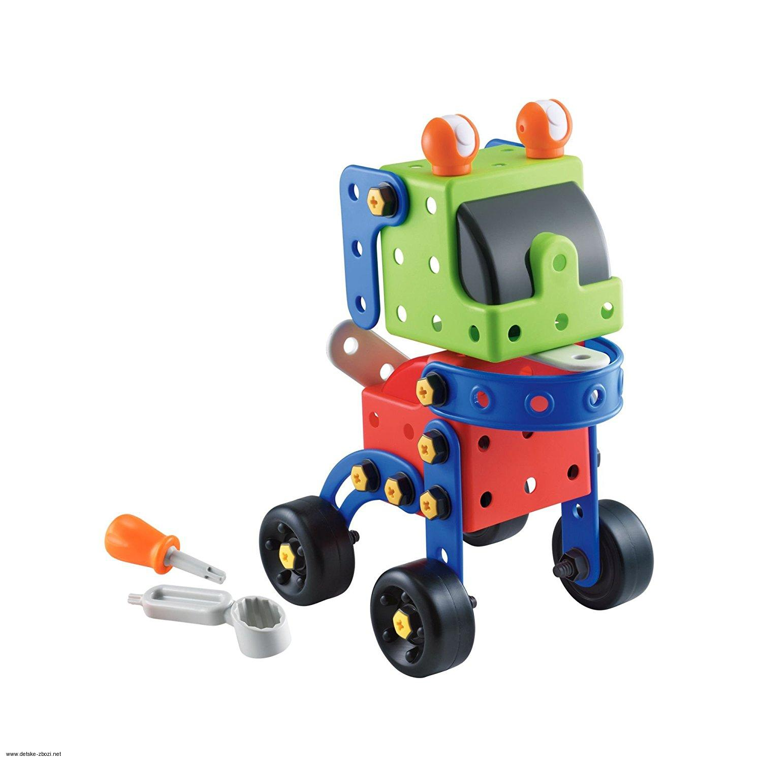 Early Learning Centre stavebnice Building starting kit 80 kusů