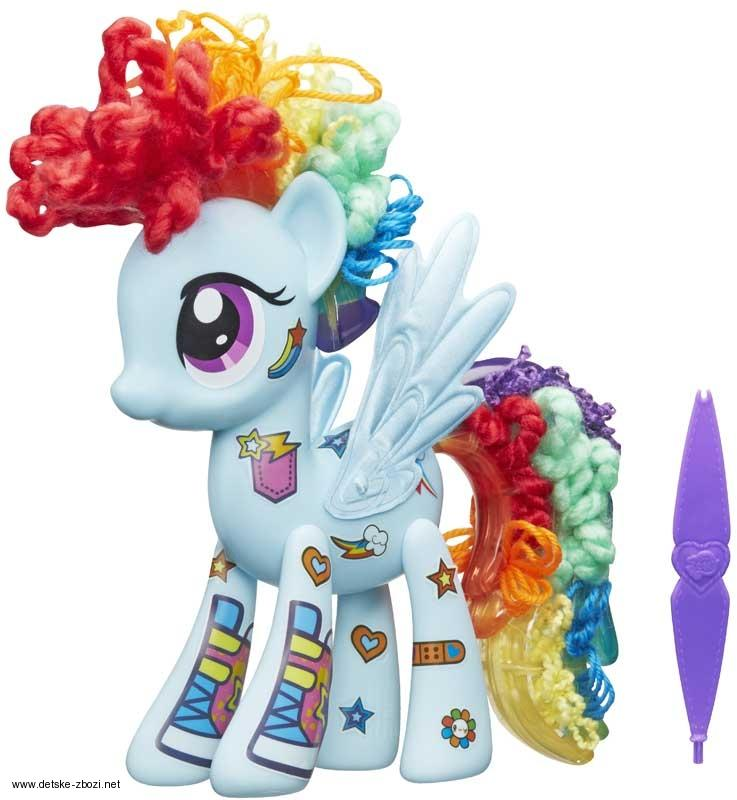 Hasbro My Little Pony Design Rainbow Dash