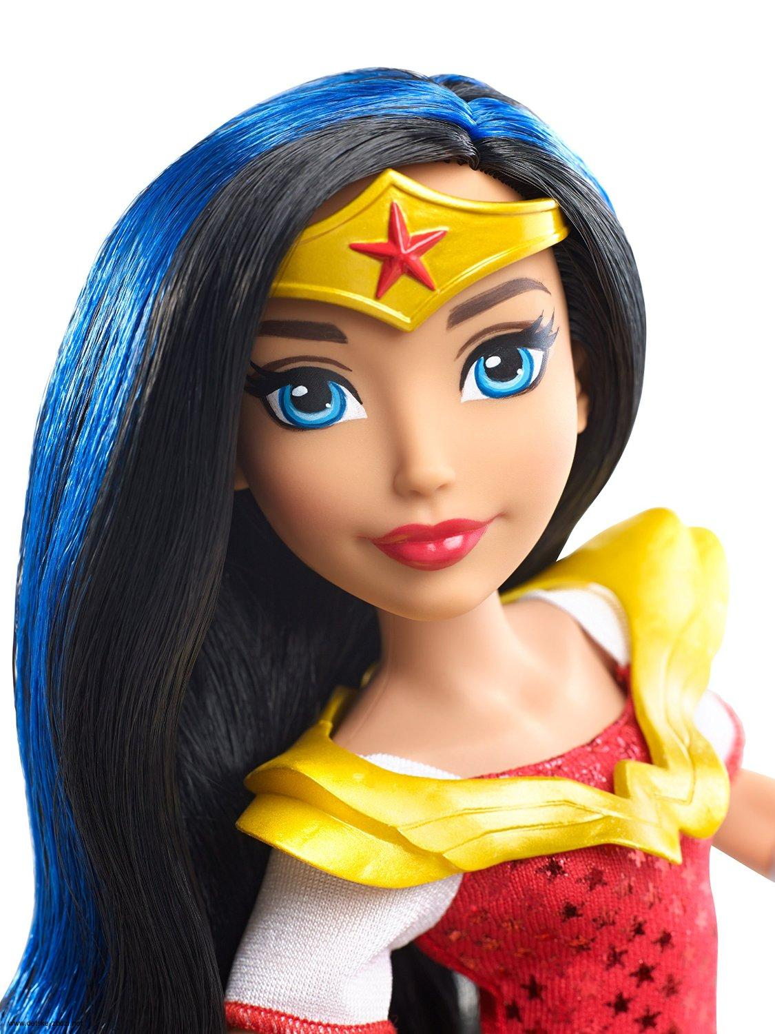 Mattel DC Super Hero Girls Wonder Woman panenka 30 cm