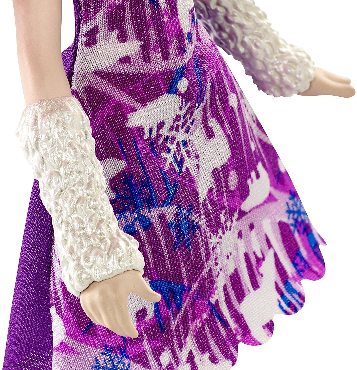 Mattel Ever After High Veronicub Epic Winter 22 cm