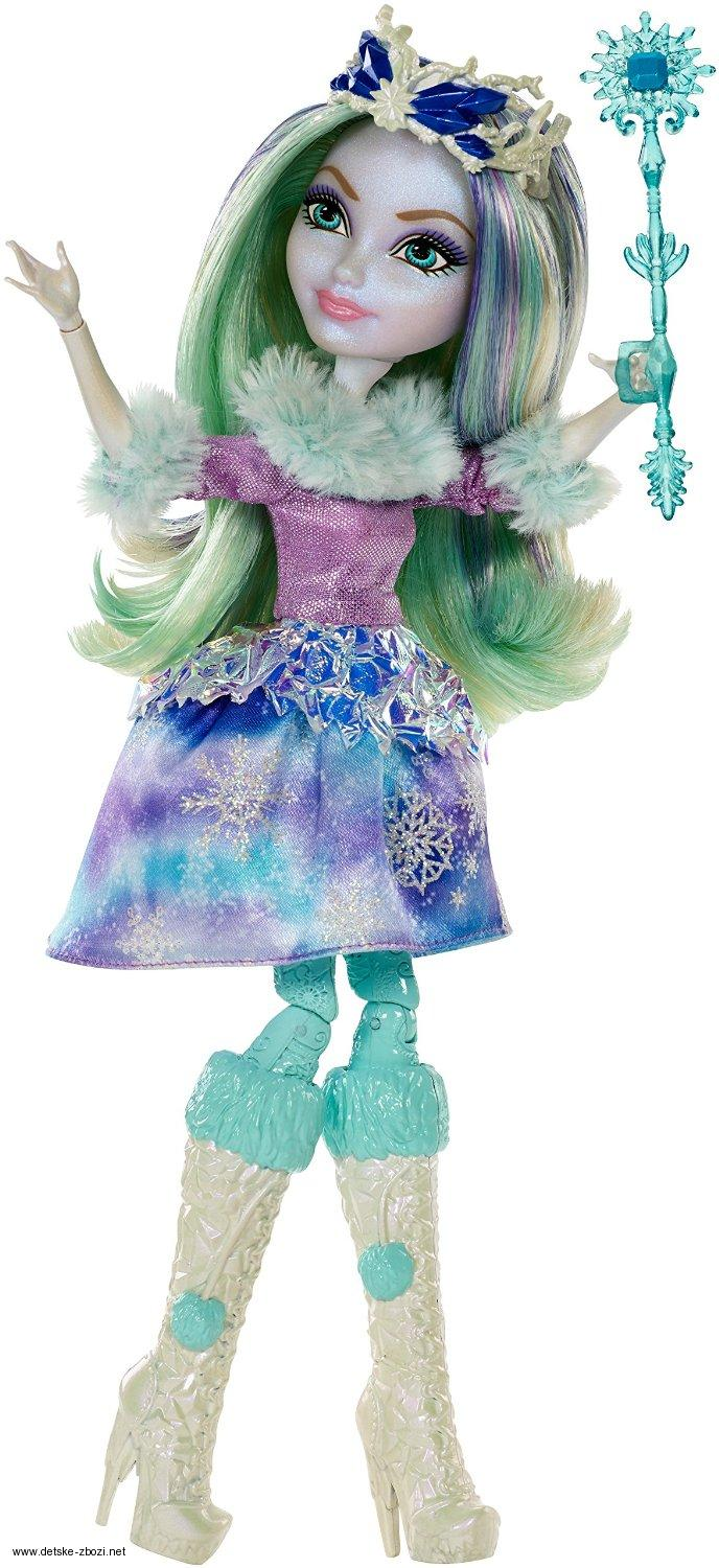 Ever After High Crystal Winter Epic Winter panenka 27 cm