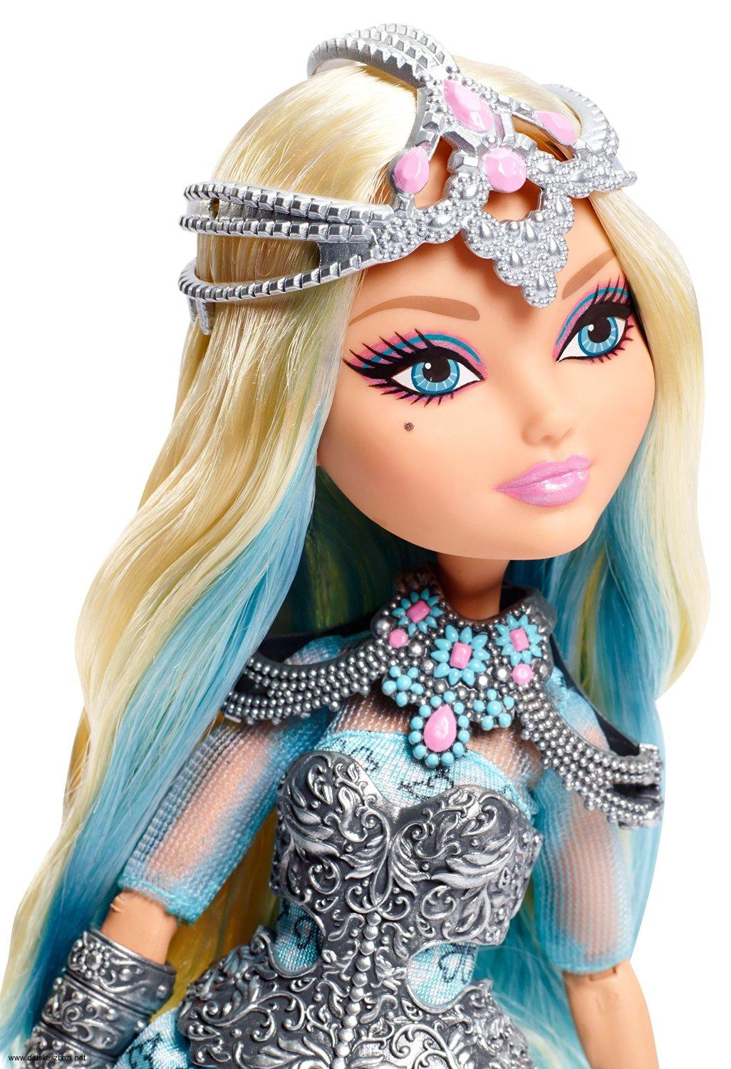 Ever After High Darling Charming Dragon Games panenka 27 cm