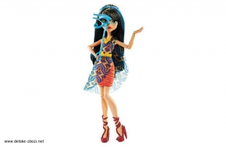 Mattel Monster High Cleo de Nile panenka Monstars