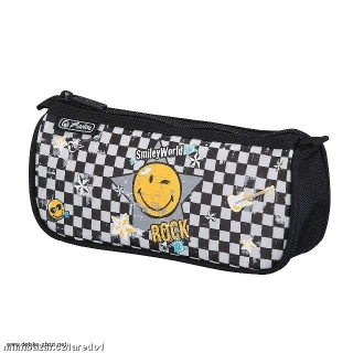 Herlitz penál Rock Smiley