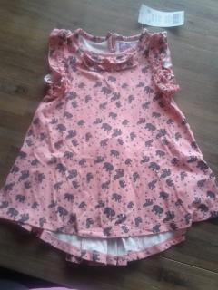 Dětské obkĺečení letni šaty
