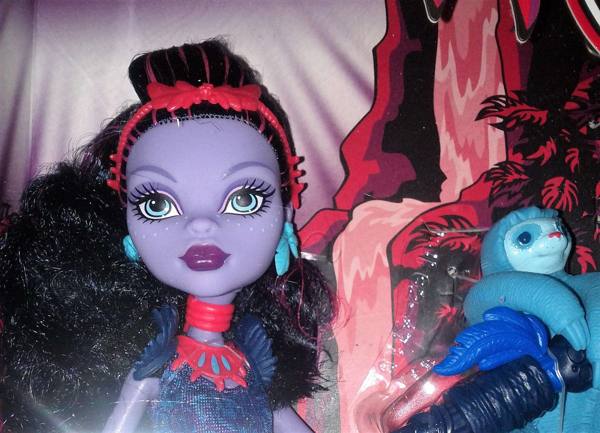 Mattel Monster High Howlywood Jane Boolittle